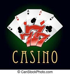 jeux & paris, casino, luxe, icône