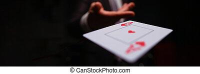 jeux & paris, jeu, mâle, gagné