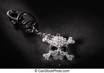 jewelery death head