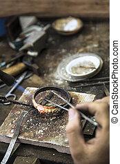 jewelery, fabbricazione