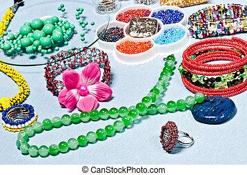 jewelery, moda