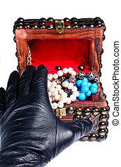 jewelery, röveri