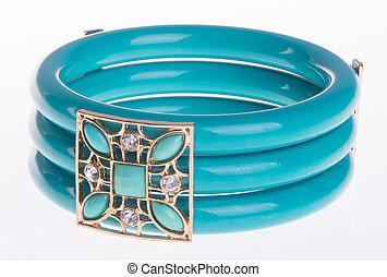 jewellery., braccialetto, fondo