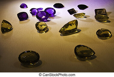 Jewelry and precious stones are the symbol of prosperity, wealth, healing and love. Someone said it's not owner who choose it, it is the jewelry that chooses the owner.