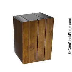 Jewelry Box isolated