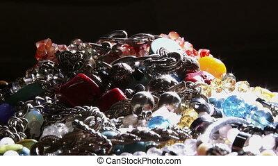 Jewelry, camera dolly