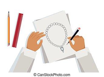 Jewelry Design Banner