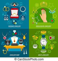Jewelry Design Concept