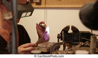 Jewelry Designer Solder Copper