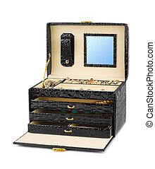 Jewelry in box