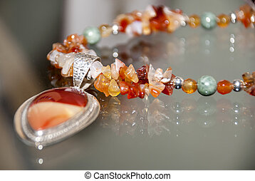 Jewelry - Necklace And Pendant