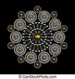 Jewelry ornament design