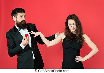 jewelry., valentines, matrimonio, compromiso, surprise.,...