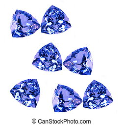 Jewels - Gems isolated