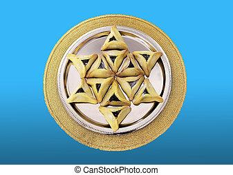 jewish holiday of Purim, hamantasch