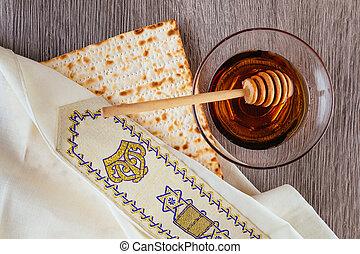Jewish holiday Rosh Hashanah celebration.  New Year .