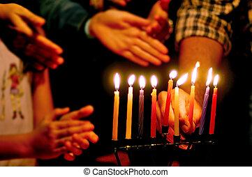 Jewish Holidays Hanukkah