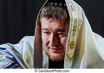 Jewish man Jewish holiday, Holiday symbol, Jewish Holiday...