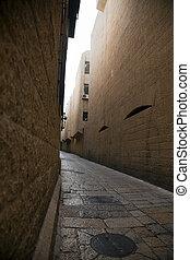 Jewish Quarter Alley