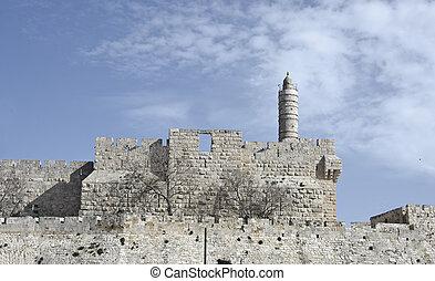 Jewish quarter of Jerusalem's Old city