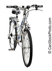 jezdit na kole, osamocený