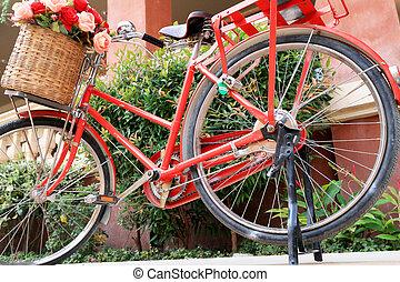 jezdit na kole, vinobraní