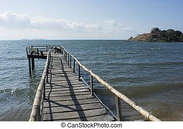 jezioro, malawi