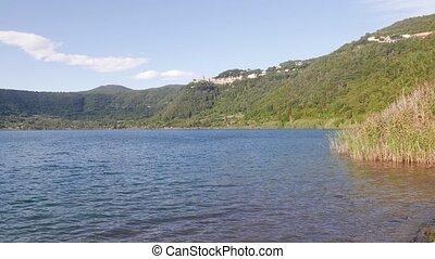 jezioro, nemi