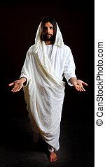 jezus chrystus, od, nazareth