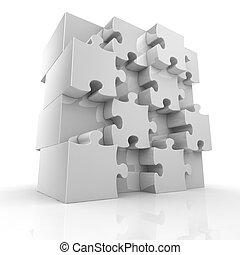 jigsaw confondono