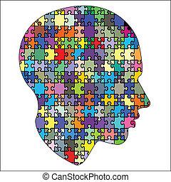 Jigsaw head