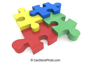 jigsaw poplést