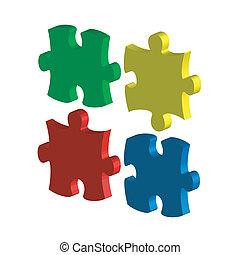 jigsaw , puzzle