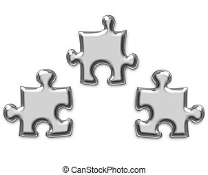 Jigsaw - Making the pieces fit
