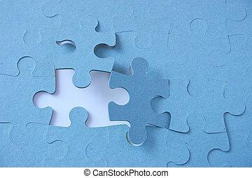 missing piece