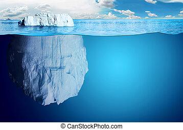 jih, a, severní pól, a, celý, nádobí, příbuzný