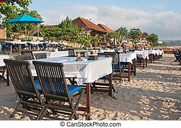 Jimbaran - Balinese Jimbaran beach famous for it's perfect...