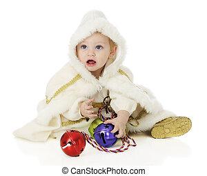 Jingle-Bell Princess