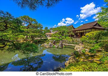 Jisho-ji Temple Kyoto