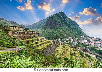jiufen, 台湾, 台なし