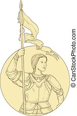 joan-of-arc-flag-circ-dwg