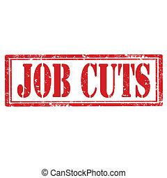 Job Cuts-stamp
