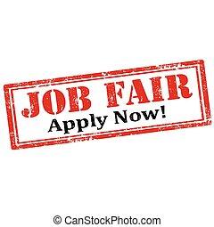 Job Fair-stamp