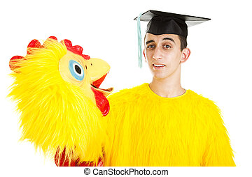 Job for a Graduate - Recent high school or college graduate...