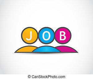 Job search group