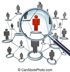 Job Searching - Job searching and career hiring choice...