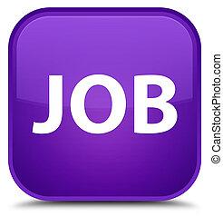 Job special purple square button