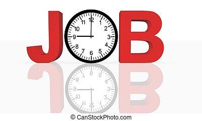 Job Time  - Job Time
