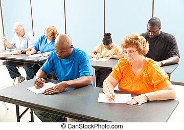 Job Training - Testing