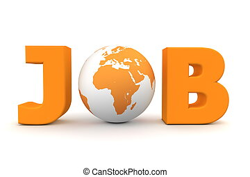 Job World Orange
